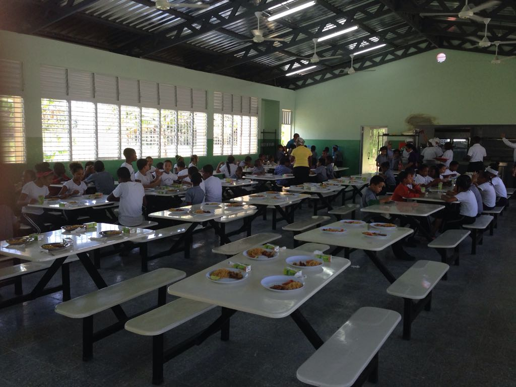 Ultimo diario junta directiva de integraci n juvenil for Comedor juvenil
